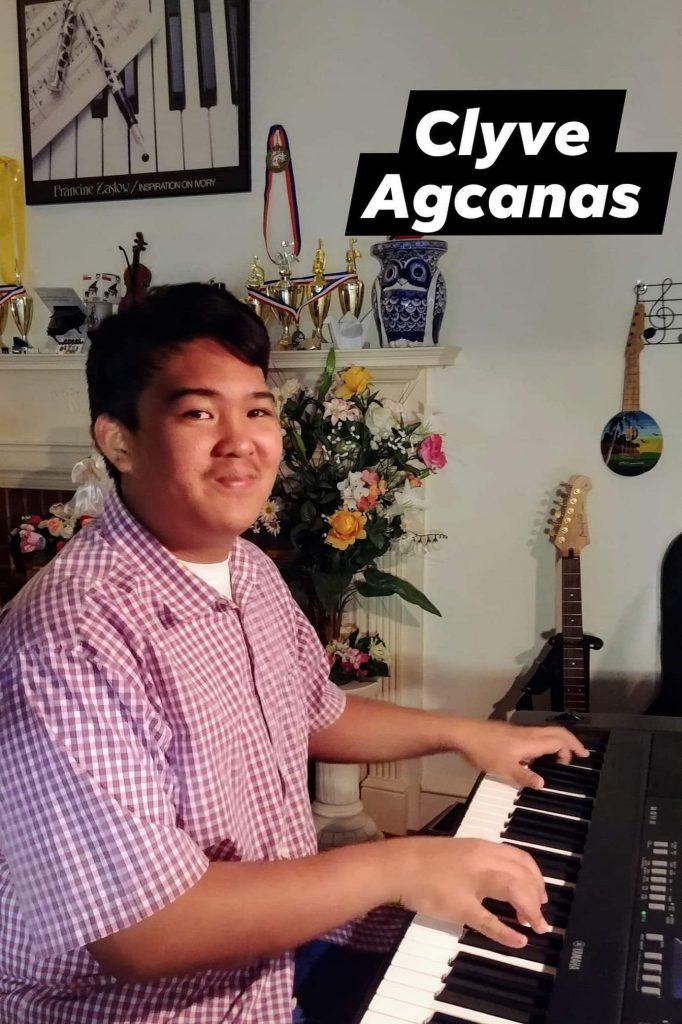 Artist: Clyve Agcanas