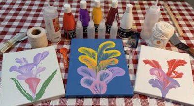 Fluid Acrylics, Beyond the Pour